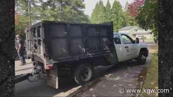 Landscaper attacked, carjacked in Northeast Portland | kgw.com - KGW.com