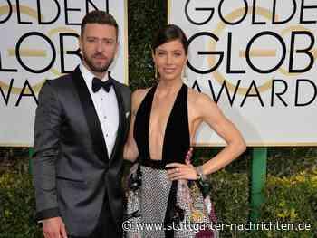 Jessica Biel: So ist ihr Familienleben mit Justin Timberlake - Stuttgarter Nachrichten
