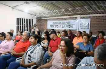 Gobernantes de Salento y Quindío prometen mejorar la seguridad de la vereda San Juan de Carolina - El Quindiano S.A.S.