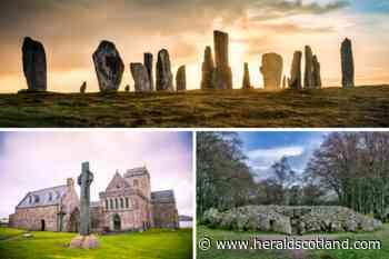 Seven top historic hotspots in Scotland to visit this summer - HeraldScotland
