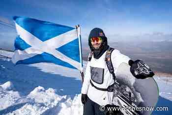 10 Mins With: Billy Morgan …Splitboarding in Scotland - InTheSnow