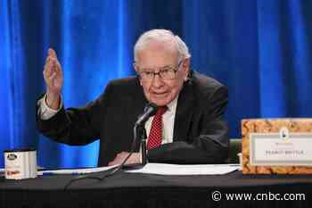 Warren Buffett says Berkshire Hathaway is seeing 'very substantial inflation' and raising prices