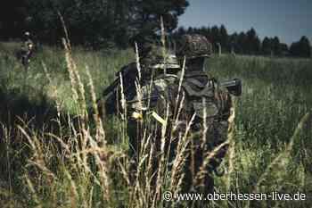 Manöver der Bundeswehr in Alsfeld - Oberhessen-live