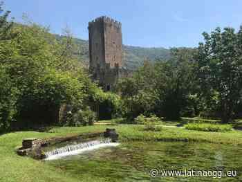 Il giardino di Ninfa riapre le porte al pubblico nel fine settimana - latinaoggi.eu
