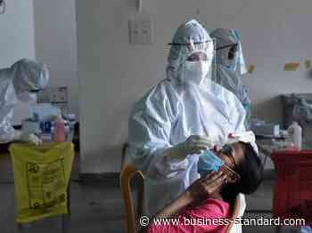 Coronavirus LIVE: Tamil Nadu adds record 20,768 fresh Covid infections - Business Standard