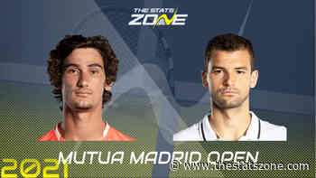 2021 Madrid Open First Round – Lloyd Harris vs Grigor Dimitrov Preview & Prediction - The Stats Zone