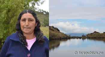 Piura: murió Cleofe Neyra activista defensora de los páramos de Huancabamba - LaRepública.pe