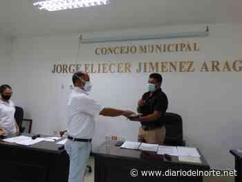 Jesús Ortega, asume funciones como concejal del municipio de Albania, tras vacancia de José Lorenzo Pérez - Diario del Norte.net
