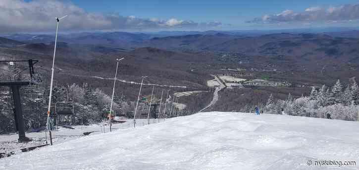 Killington: Welcome to Vermont