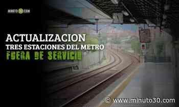 ¡OJO! Alpujarra, Hospital y Universidad fuera de servicio - Minuto30.com