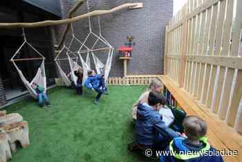 Leerlingen De Wilg komen tot rust in chillzone - Het Nieuwsblad