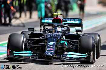 Mercedes admit they called Bottas in too early for final pit stop | 2021 Portuguese Grand Prix