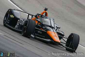McLaren SP's O'Ward clinches first IndyCar win – and F1 test chance | IndyCar