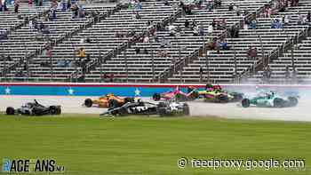 Fittipaldi apologises for triggering six-car pile-up before start of race | IndyCar