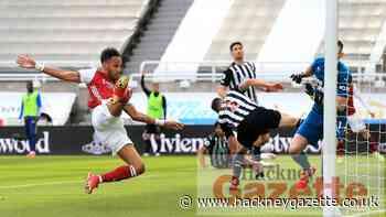 Aubameyang gives Arsenal boss Arteta food for thought - Hackney Gazette