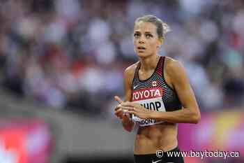 Canada's Bishop-Nriagu races toTokyo Olympic standard in the 800