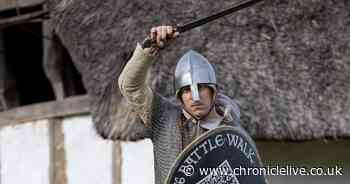 Warrior to walk 40 miles in two days wearing four stone medieval armour