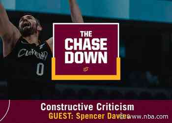 The Chase Down Pod - Constructive Criticism with Spencer Davies