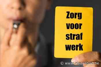 Gemeenteraadslid wil nuttigere aanwending van werkstraffen (Sint-Pieters-Leeuw) - Het Nieuwsblad