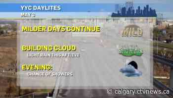 Calgary weather for Monday, May 3 - CTV Toronto