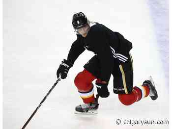 Flames blueliner Juuso Valimaki up to the challenge of Sutter - Calgary Sun
