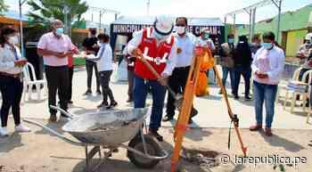 La Libertad: invertirán S/ 5,5 millones en reconstruir colegio en Chicama - LaRepública.pe