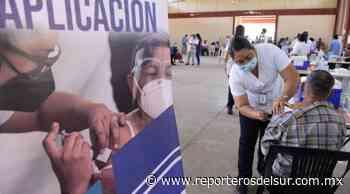 Este lunes 3 arranca en Zapata, Tacotalpa, Teapa y Cunduacán vacunación anticovid para adultos de 50 a 59 años - Reporteros del Sur