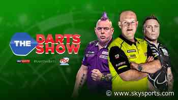 LISTEN: The Darts Show podcast with Gary Anderson