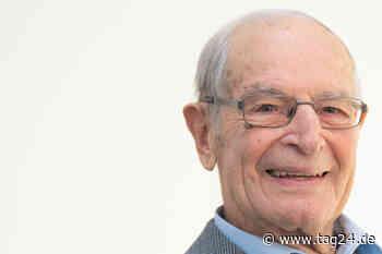 Stuttgart: Fit im Alter - Dieser 93-Jährige hat Deutsches Sportabzeichen schon 50 Mal abgelegt - TAG24