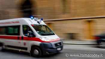 Incidente a Monterotondo, frontale tra due auto sulla Salaria: morto un uomo