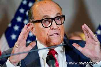 NY Times, Washington Post, NBC correct articles on Giuliani