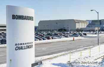 Bombardier expecting Q1 revenues to increase 18%; faces accusation from debt holder