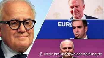 DFB-Präsident(in): Wer kommen könnte, wenn Keller geht