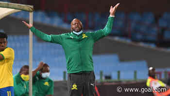 Mamelodi Sundowns coach Mngqithi: People were beginning to doubt our capacity