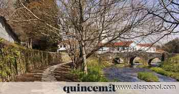 Las Brañas do Sar: un valle fluvial en el este de Santiago de Compostela - El Español