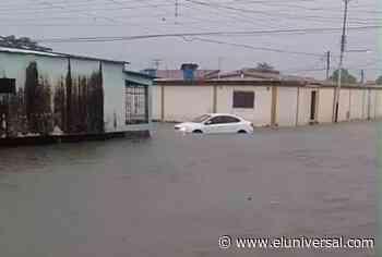 Precipitaciones inundaron varios sectores urbanos de Barinas - El Universal (Venezuela)