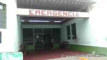 Denuncian amenaza de despidos a enfermeros del Hospital de Barrancas en Barinas - El Universal (Venezuela)