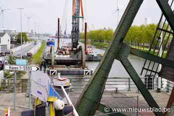 Nog eventjes geduld: na half jaar files is Meulestedebrug bijna hersteld - Het Nieuwsblad