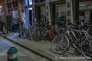 Gentenaar (25) met 90 gestolen fietsen in zijn huis riskeert een jaar cel - Het Nieuwsblad