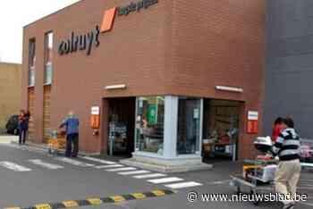 Colruyt Sint-Amandsberg opnieuw open: duurzamer en een groter Collect&Go-afhaalpunt - Het Nieuwsblad