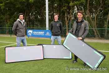 """Start-up SCARAB Sports wil voetbalwereld veroveren: """"Dankzij AA Gent en OH Leuven kunnen we ons algoritme verfijnen"""" - Het Nieuwsblad"""