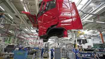 Volvo Trucks in Gent op zoek naar 350 nieuwe werknemers - De Tijd