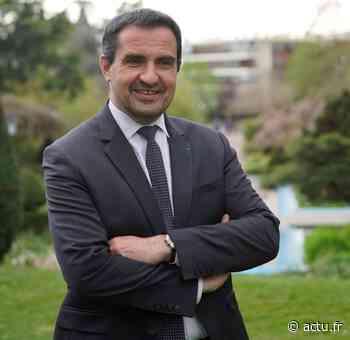 Yvelines. Richard Delepierre, le maire du Chesnay-Rocquencourt, candidat aux élections départementales - actu.fr