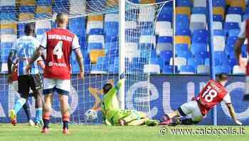 Il Napoli crolla nel finale, Cagliari come il Sassuolo, Hysaj come Manolas - Calciopolis
