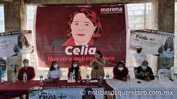 """""""En Peña Colorada llegaremos a un acuerdo; antes de la expropiación"""": Celia Maya - Noticias de Querétaro"""