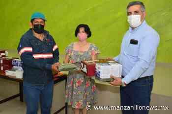 Peña Colorada refrenda contribución con las brigadas para la prevención y el combate de incendios forestales en Minatitlán - Manzanillo News Mx