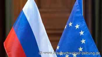Diplomatische Beziehungen: EU bestellt wegen Einreiseverboten Russlands Botschafter ein