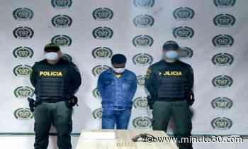 Otro de 'Los Mexicanos': En Quibdó autoridades capturaron a alias 'Ravelo' - Minuto30.com