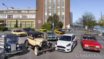 Ford-Jubiläum: 90 Jahre 'Made in Cologne' - Lokalklick.eu - Online-Zeitung Rhein-Ruhr