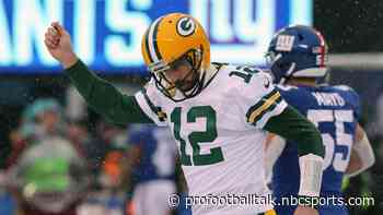 Dave Gettleman on Aaron Rodgers: You explore everything